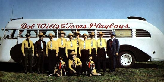 Bob Wills and The Texas Play Boys