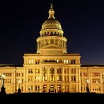The Architect The Texas State Capitol was designed by architect Elijah E. Myers, architect of the Michigan and Colorado Capitols, who won a nationwide design competition for the project in 1881. Contractors were offered an interesting trade: three million acres in the Texas Panhandle in exchange for constructing the Capitol. This acreage would become the famous XIT Ranch.