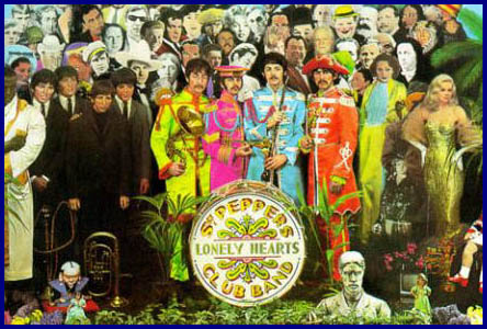 Sargent Peppers Lonely Hearts Club