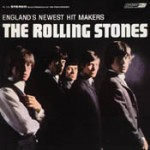 The Rolling Stones First Album release--1964